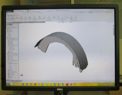 CAO solidworks
